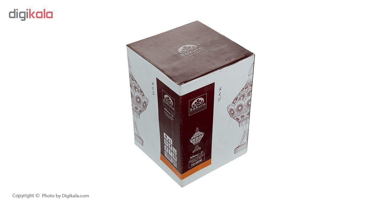 شکلات خوری ساکورا  سری می جی مدل 741205W main 1 5