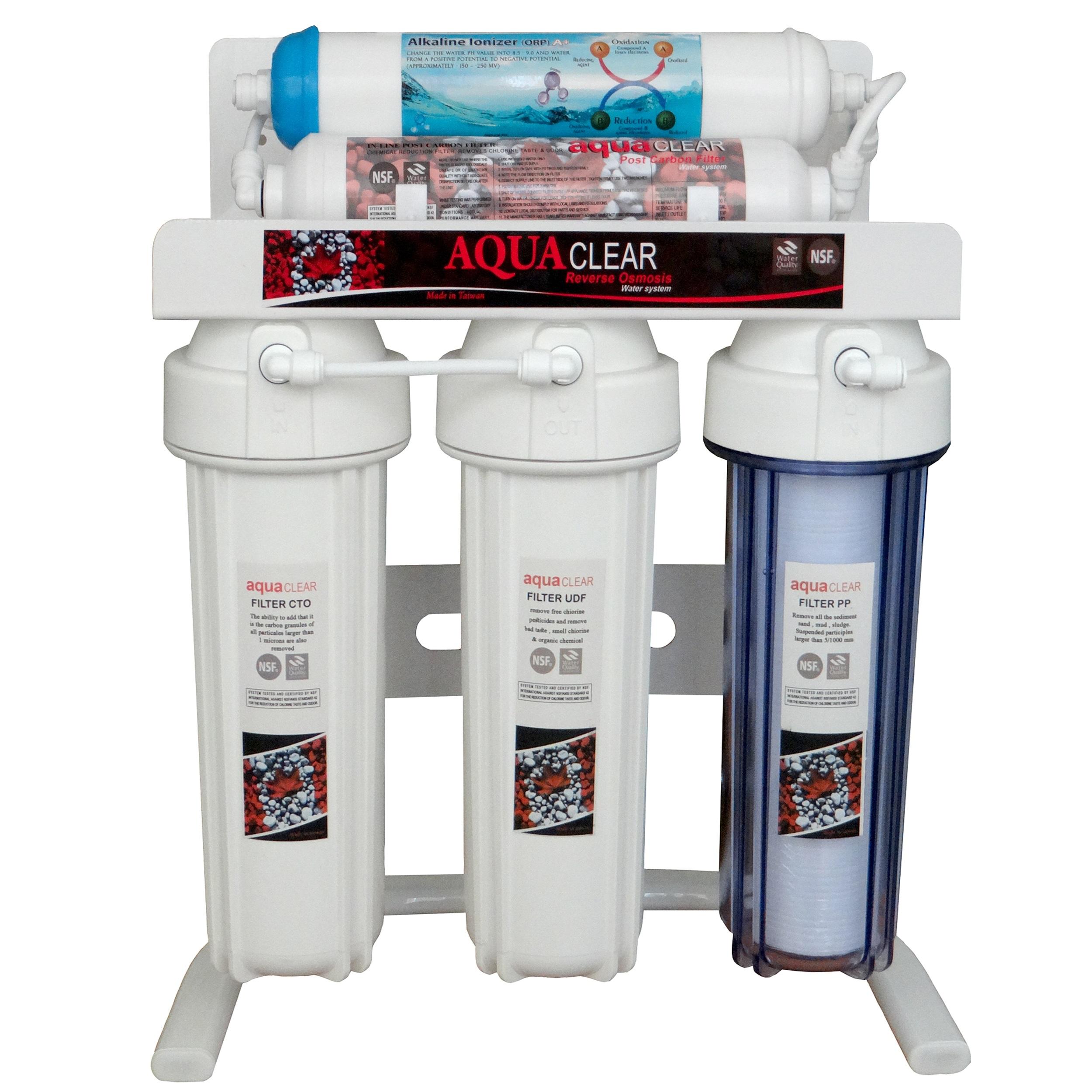 دستگاه تصفیه کننده آب آکوآ کلر مدل AQ-UF900