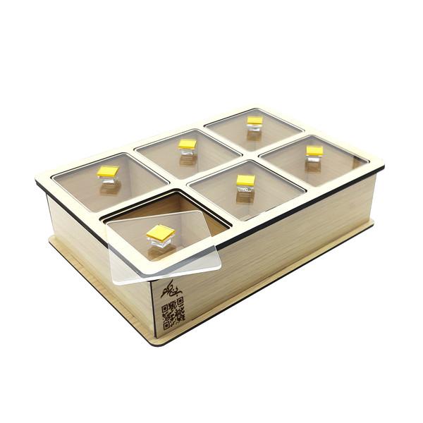 جعبه چای کیسه ای بنی دکو کد BNbox01