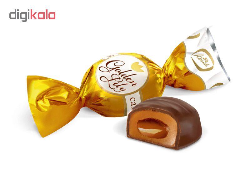 شکلات با مغز تافی کنتی مقدار 1000 گرم