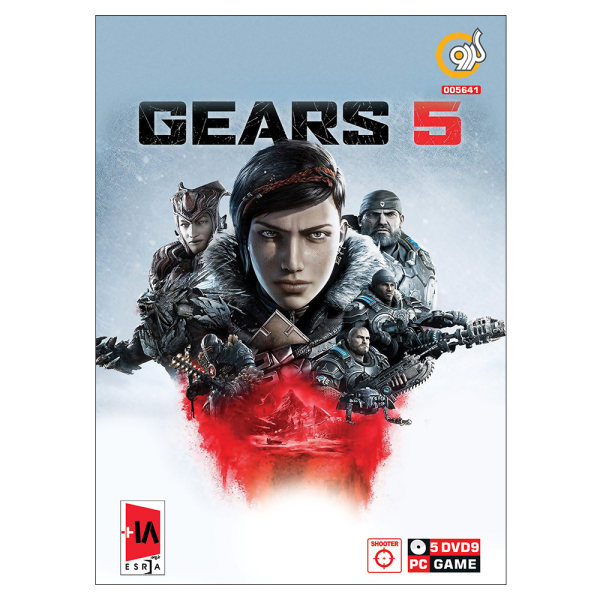 بازی GEARS 5 مخصوص PC نشر گردو