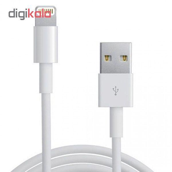 کابل تبدیل USB به لایتینگ مدل A2480 طول 1 متر main 1 1
