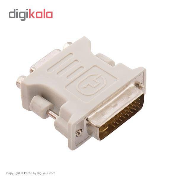 مبدل DVI به VGA وی نت مدل D/V29