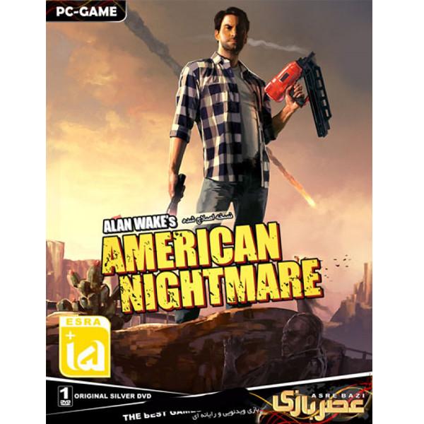 بازی AMERICAN NIGHTMARE مخصوص PC