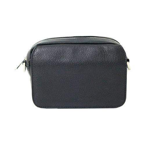 کیف دوشی زنانه چرم آرا کد d057