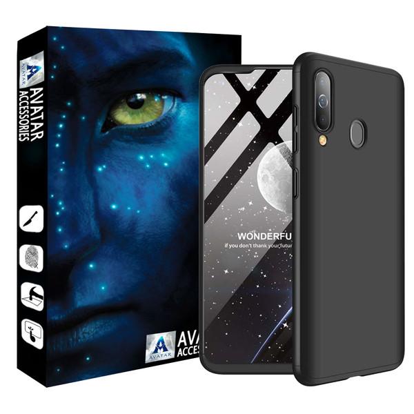 کاور 360 درجه آواتار مدل GK-SA60-2 مناسب برای گوشی موبایل سامسونگ Galaxy A60