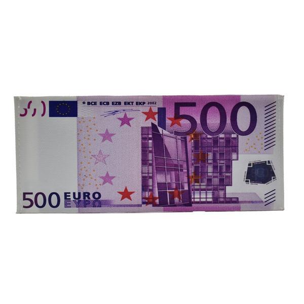 کیف پول طرح 500 یورو مدل cm500yo