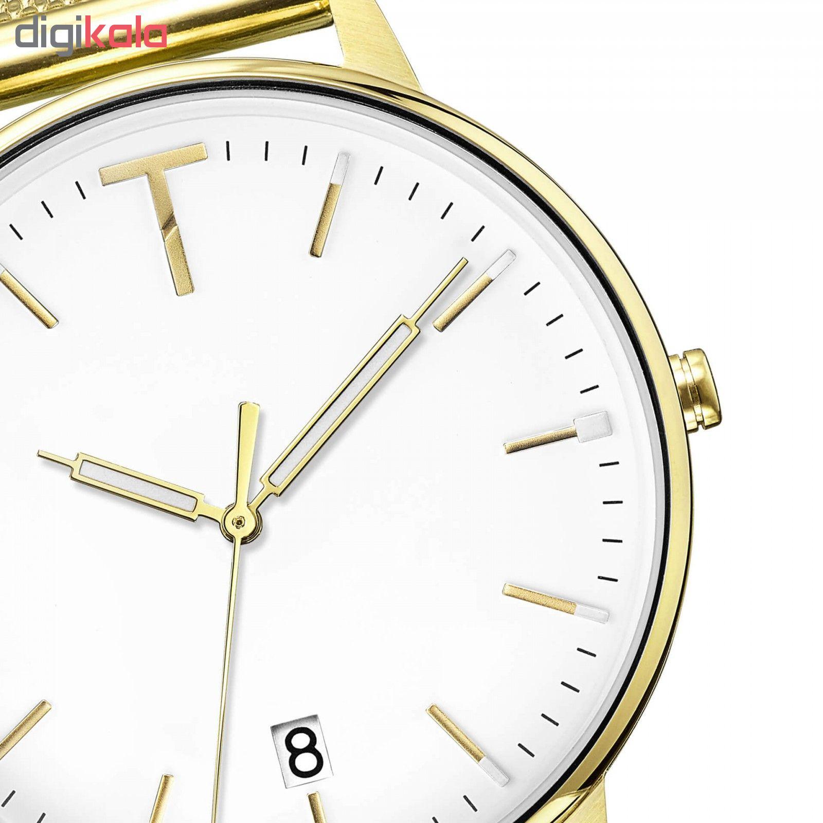 ساعت مچی عقربه ای تیلور مدل TLAD011