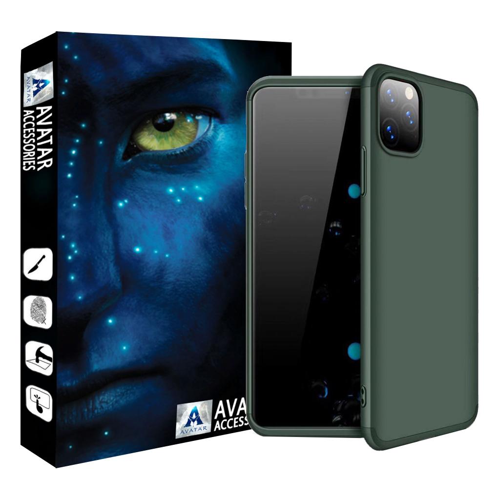 کاور 360 درجه آواتار مدل GK-IP11PM-2 مناسب برای گوشی موبایل اپل IPHONE 11 PRO MAX