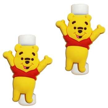 محافظ کابل طرح Pooh کد 3302 بسته 2 عددی