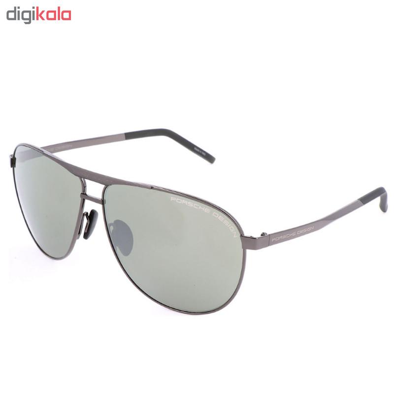 عینک آفتابی مردانه پورش دیزاین مدل P8642