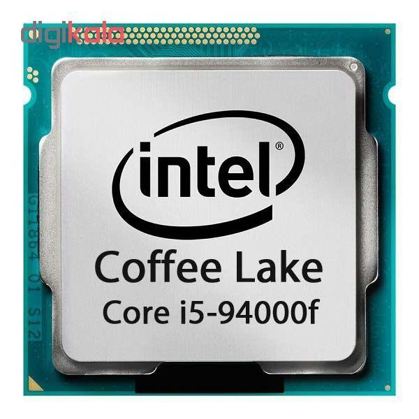 پردازنده مرکزی اینتل سری Coffee Lake مدل Core i5-9400f main 1 1
