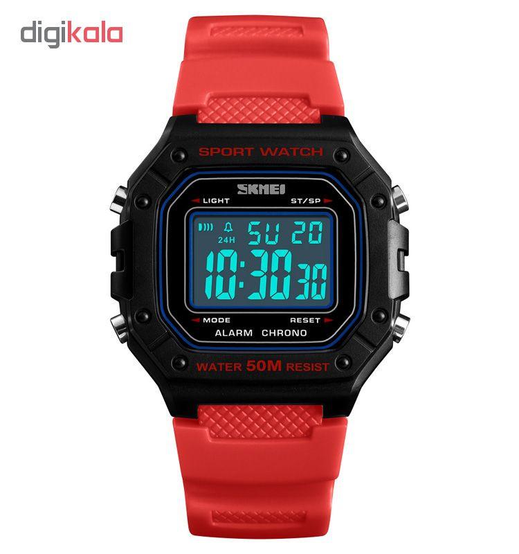 ساعت مچی دیجیتال اسکمی مدل 1496R