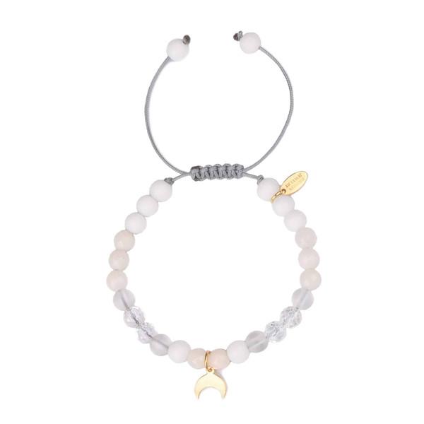 دستبند طلا 18 عیار زنانه درگون جولری مدل Bg1