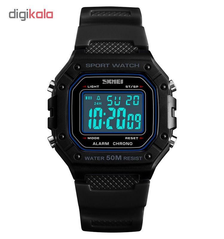 ساعت مچی دیجیتال اسکمی مدل 1496M