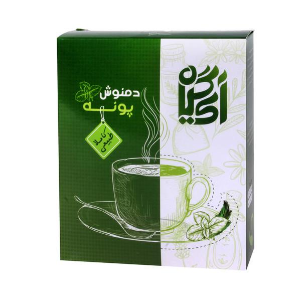 دمنوش پونه ایران گیاه مقدار 100 گرم