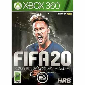 بازی FIFA 20 مخصوص Xbox 360