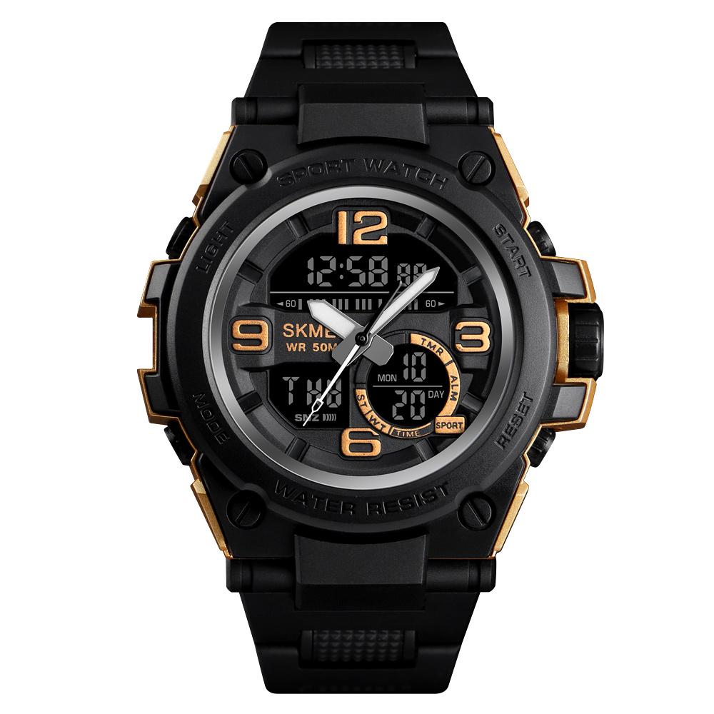 کد تخفیف                                      ساعت مچی عقربه ای مردانه اسکمی مدل 1452G
