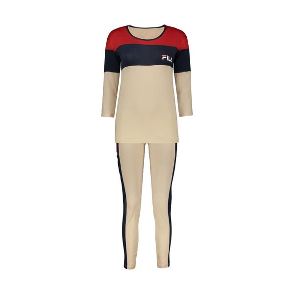 ست تی شرت و شلوار ورزشی مردانه کد 03