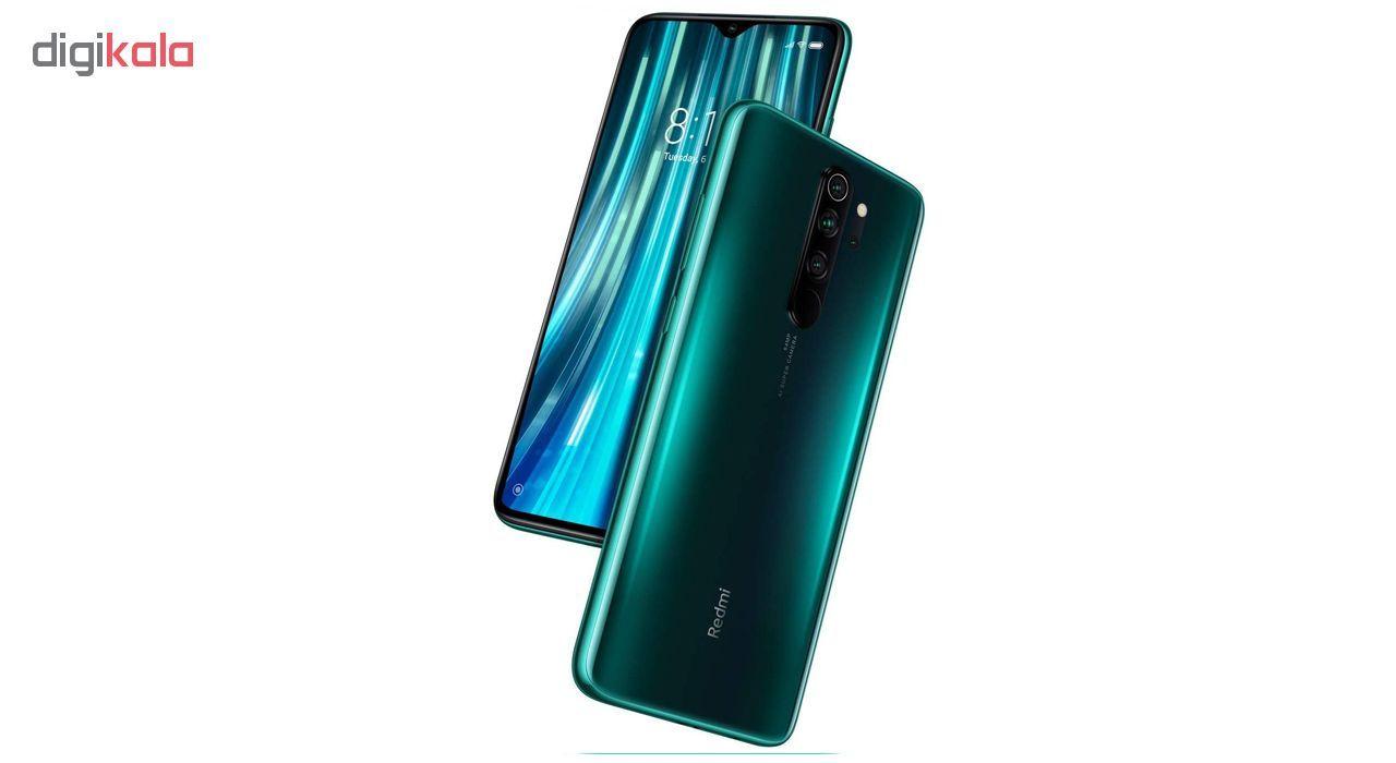 گوشی موبایل شیائومی مدل Redmi Note 8 Pro M1906G7G دو سیم کارت ظرفیت 128 گیگابایت main 1 2