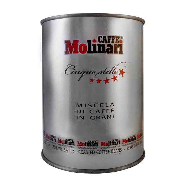 دانه قهوه مولیناری مدل 1516مقدار 3 کیلو گرم