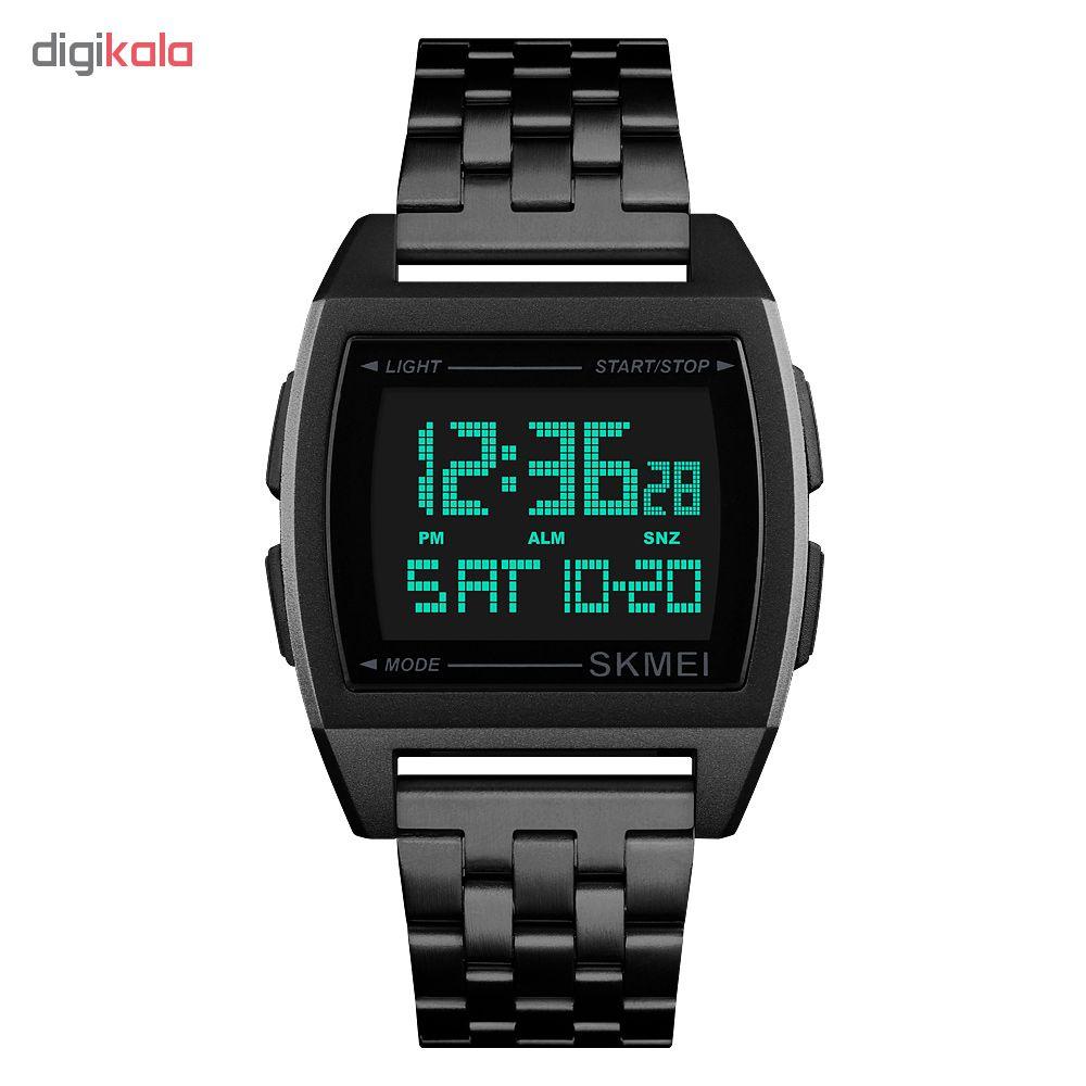 ساعت مچی دیجیتال مردانه اسکمی مدل 1368M