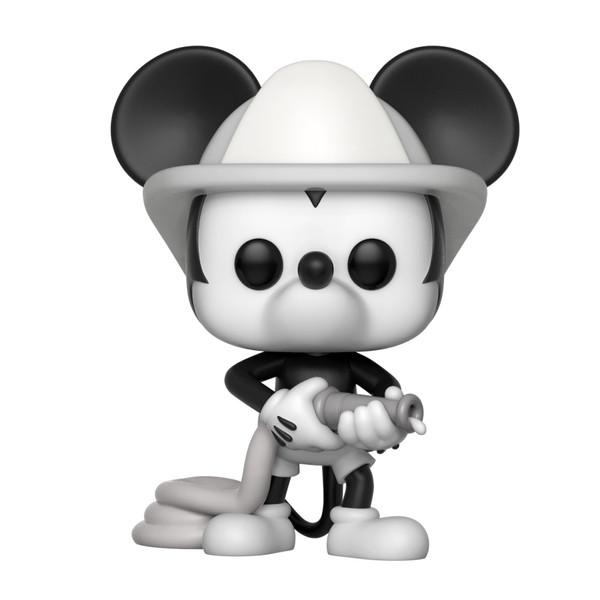 فیگور پاپ مدل Firefighter Mickey