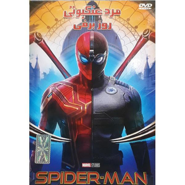 انیمیشن مرد عنکبوتی روز برفی اثر لسیون ادوارد