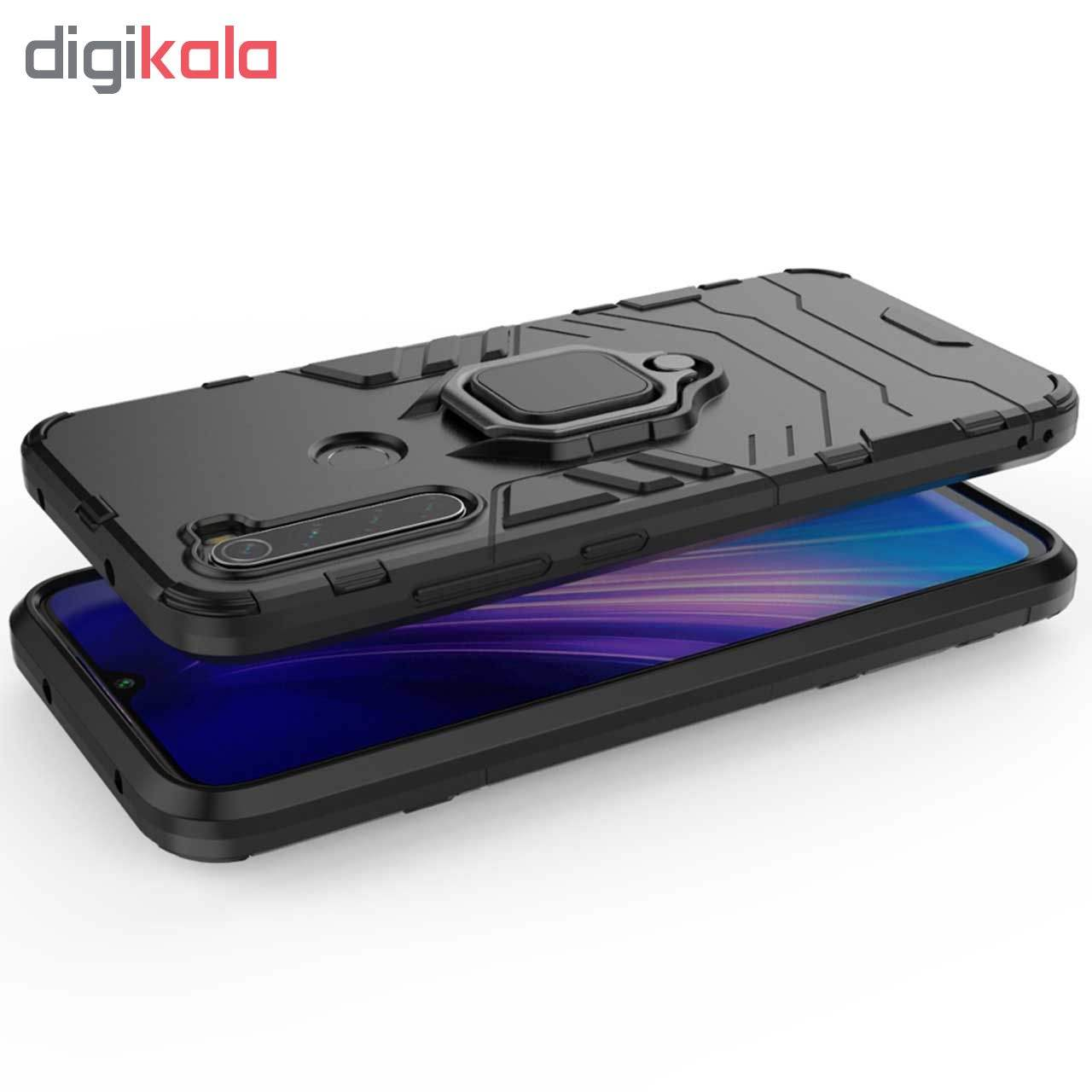 کاور مدل DEF02 مناسب برای گوشی موبایل شیائومی Redmi Note 8 main 1 4