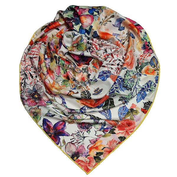 روسری زنانه ارکیده کد 122-18