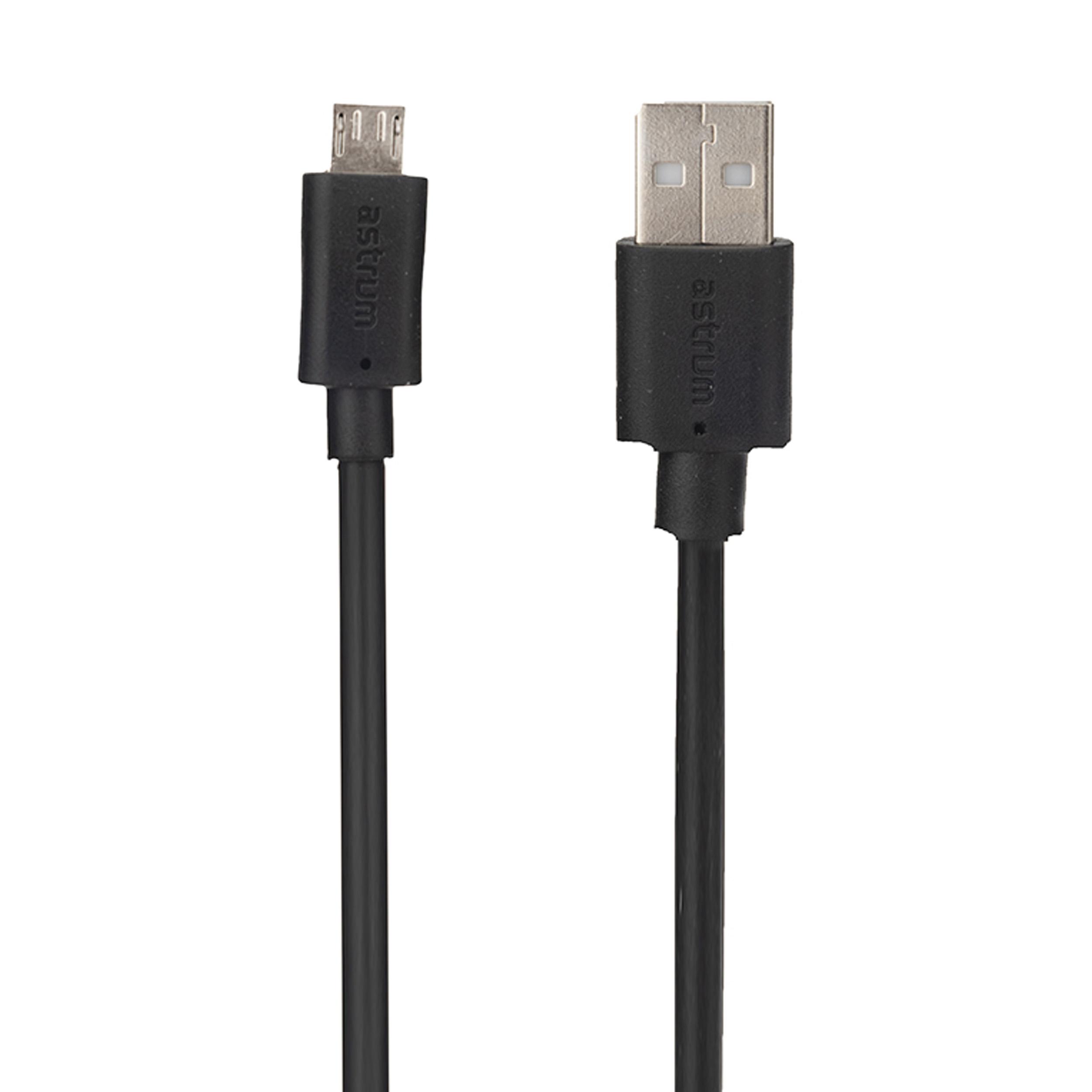 کابل تبدیل USB به microUSB استروم مدل A53035 طول 1.5 متر