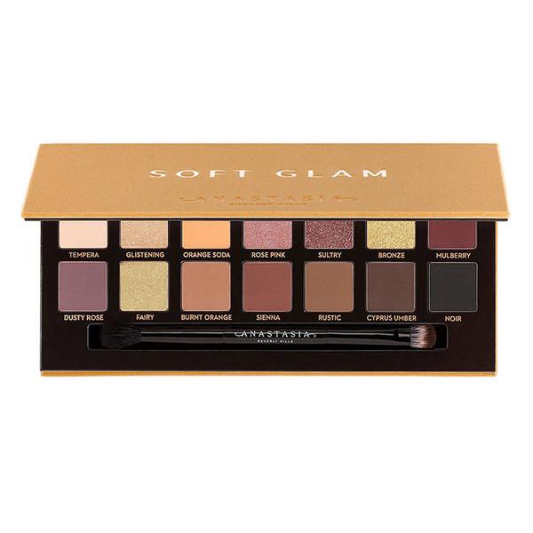 پالت سایه چشم آناستازیا مدل Soft Glam شماره 02