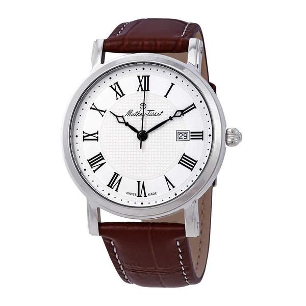 ساعت مچی عقربه ای مردانه متی  تیسوت  کد  HB611251ABR