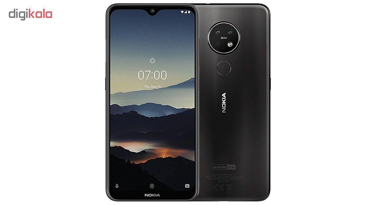 گوشی موبایل نوکیا مدل  7.2 TA-1196 DS دو سیم کارت ظرفیت 128 گیگابایت همراه با رم 6 گیگابایت main 1 3