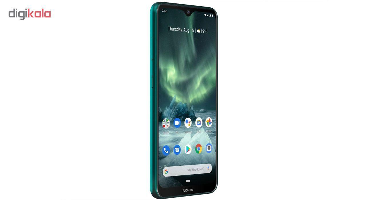 گوشی موبایل نوکیا مدل  7.2 TA-1196 DS دو سیم کارت ظرفیت 128 گیگابایت همراه با رم 6 گیگابایت main 1 7
