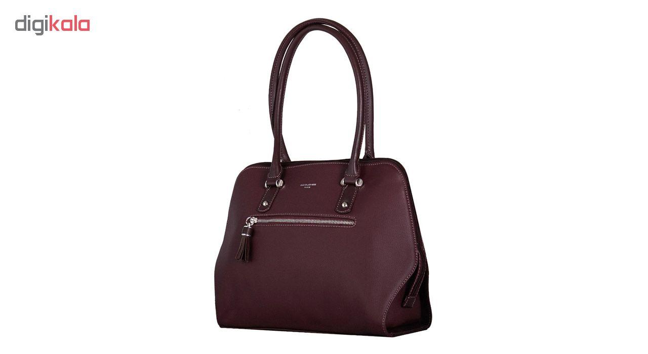 کیف دستی زنانه دیوید جونز کد 6137-1