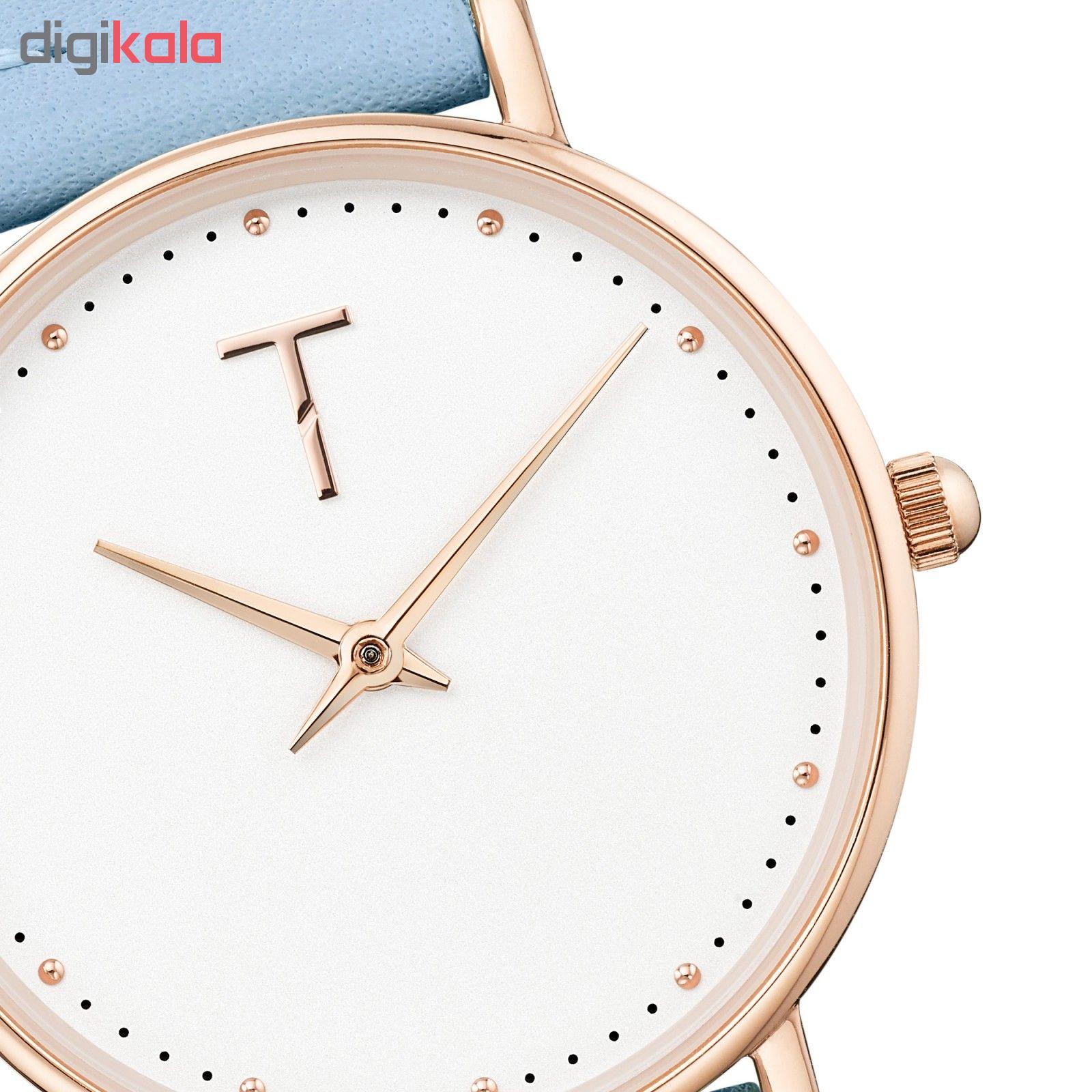 ساعت مچی عقربه ای تیلور مدل TLAF004