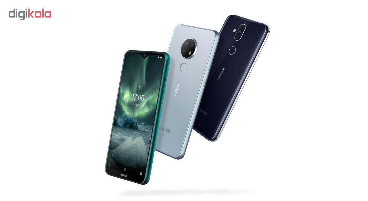 گوشی موبایل نوکیا مدل  7.2 TA-1196 DS دو سیم کارت ظرفیت 128 گیگابایت همراه با رم 6 گیگابایت main 1 14