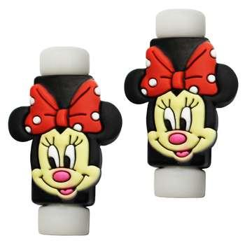 محافظ کابل طرح Minnie Mouse کد 3312 بسته 2 عددی