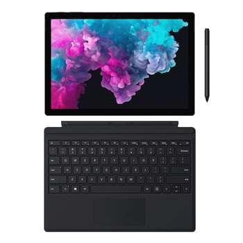 تبلت مایکروسافت مدل Surface Pro 6 - LQ6 به همراه کیبورد TYPE COVER و قلم