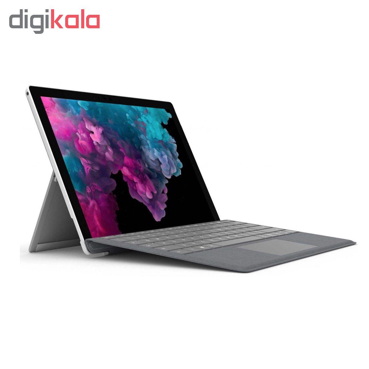 تبلت مایکروسافت مدل Surface Pro 6 - LQ6 به همراه کیبورد TYPE COVER و قلم main 1 3