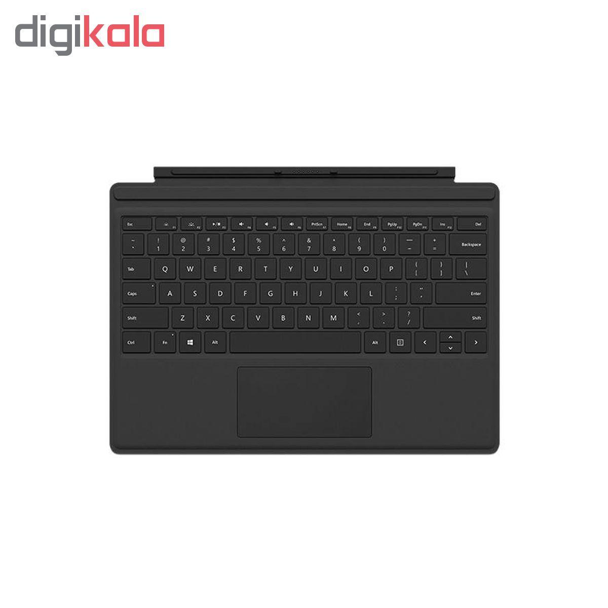 تبلت مایکروسافت مدل Surface Pro 6 - LQ6 به همراه کیبورد TYPE COVER و قلم main 1 7