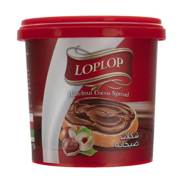 شکلات صبحانه لپ لپ مقدار 195 گرم