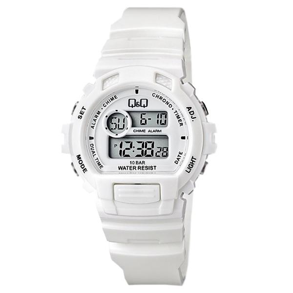 ساعت مچی دیجیتال دخترانه کیو اند کیو کد M153J005Y