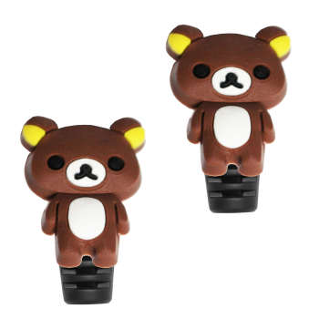 محافظ کابل طرح Bear کد 2201 بسته 2 عددی