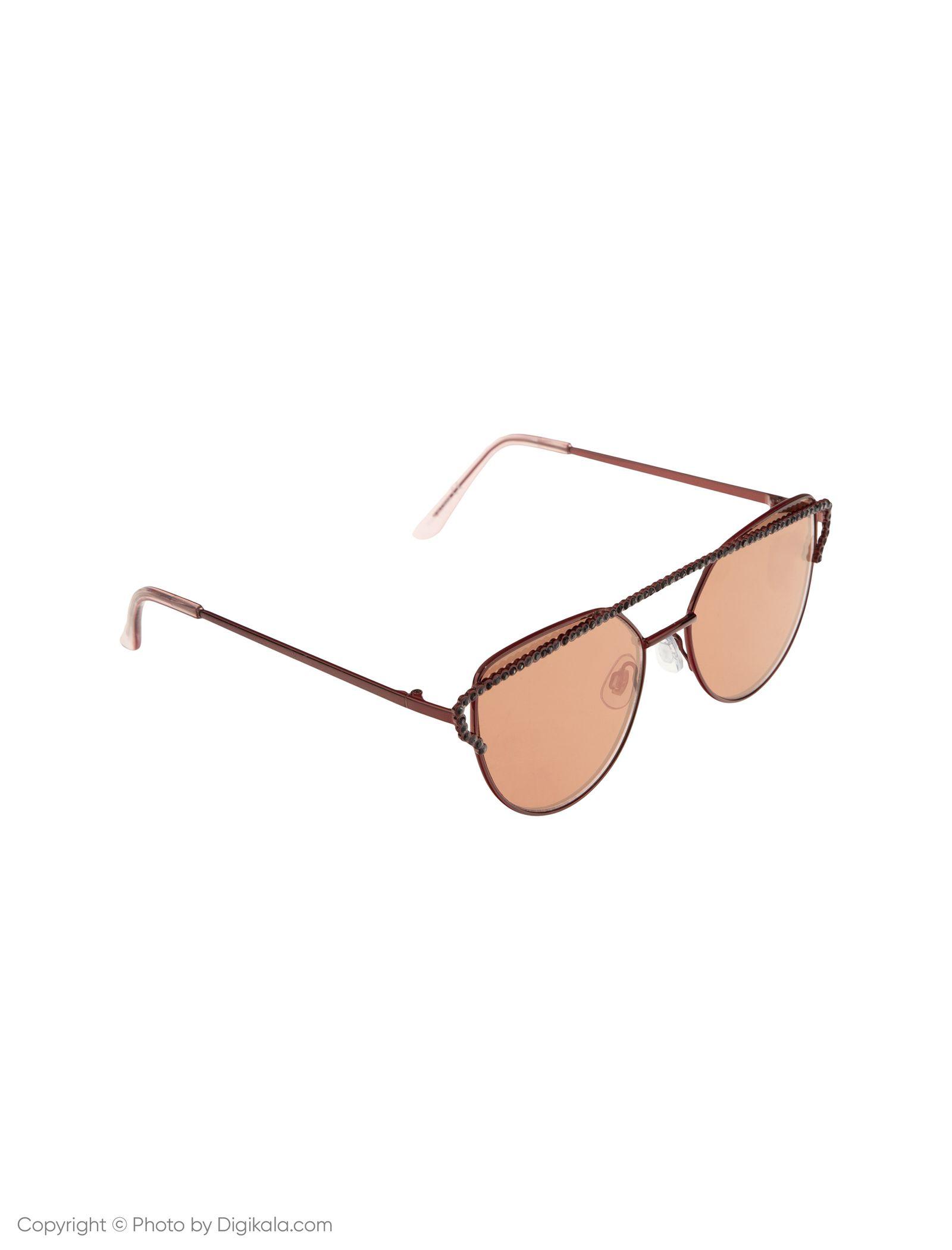 عینک آفتابی زنانه آلدو مدل 57211087 - نارنجی - 4