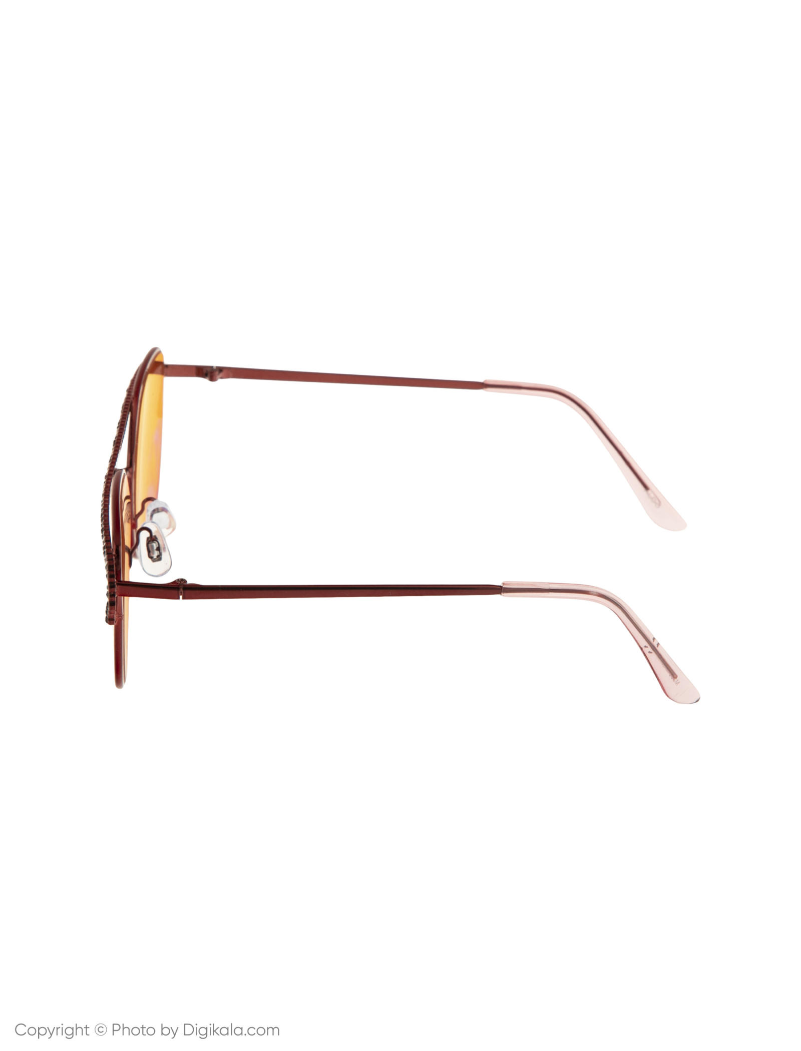 عینک آفتابی زنانه آلدو مدل 57211087 - نارنجی - 6