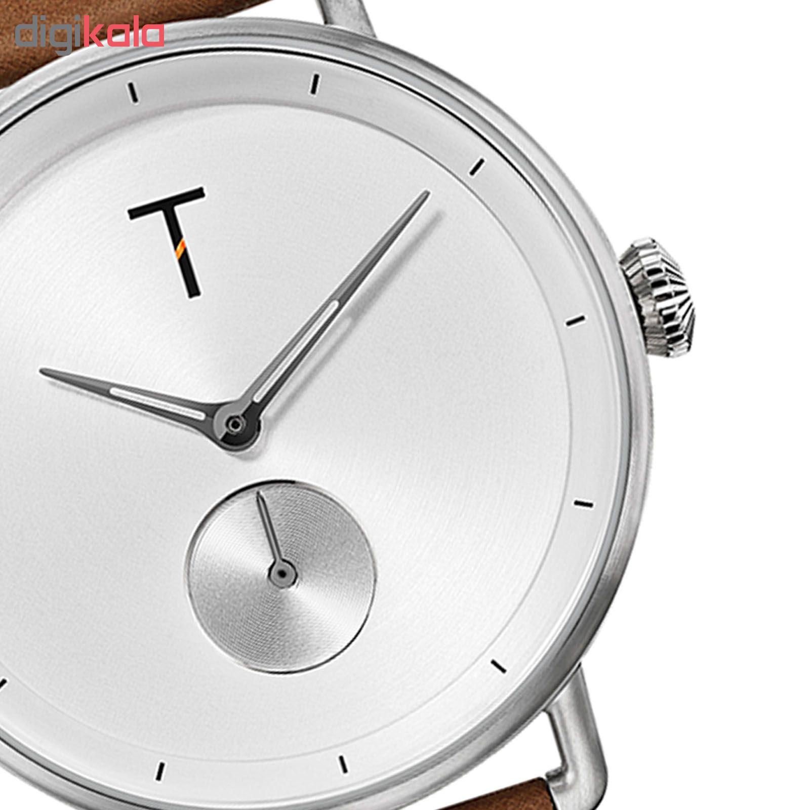 ساعت مچی عقربه ای تیلور مدل TLAH001