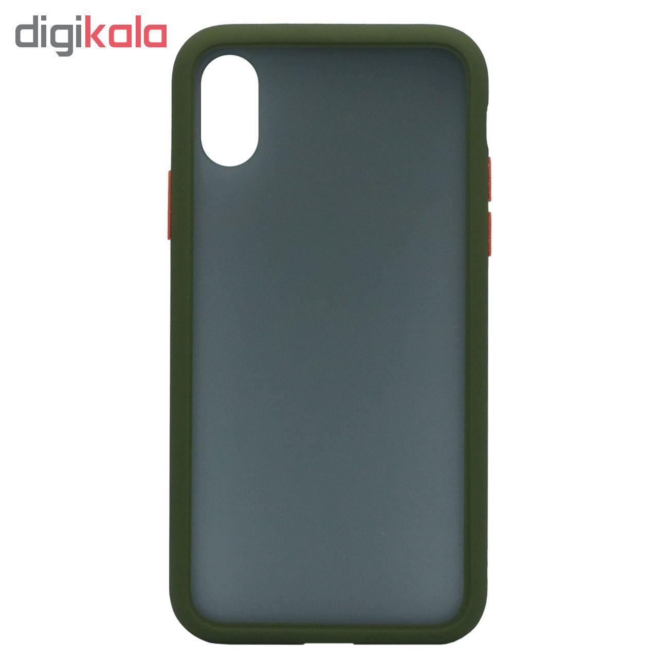 کاور مدل Sb-001 مناسب برای گوشی موبایل اپل Iphone X / Xs  main 1 1