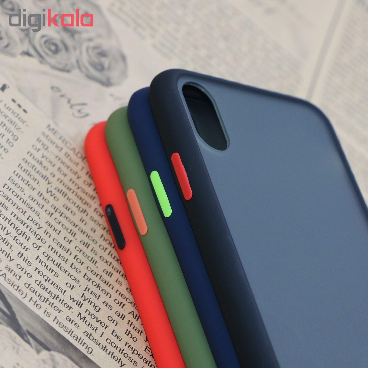 کاور مدل Sb-001 مناسب برای گوشی موبایل اپل Iphone X / Xs  main 1 3